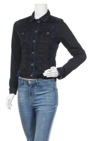 Дамско яке Summum Woman, Размер S, Цвят Син, 88% памук, 11% полиестер, 1% еластан, Цена 52,92лв.