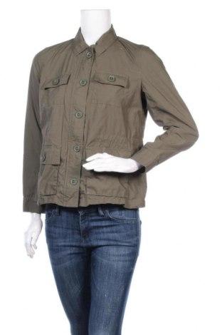 Дамско яке Talbots, Размер M, Цвят Зелен, 100% памук, Цена 8,24лв.
