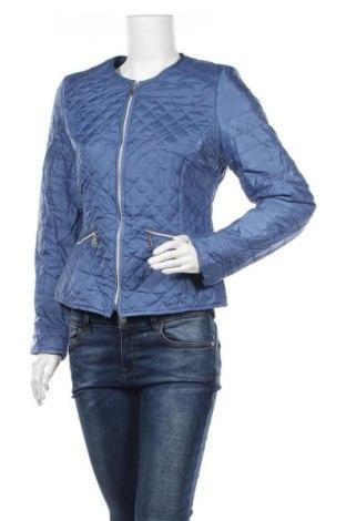 Дамско яке Up 2 Fashion, Размер S, Цвят Син, Полиестер, Цена 38,90лв.