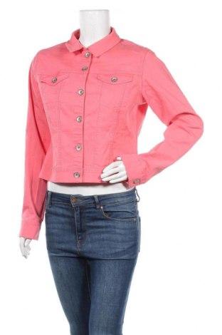 Γυναικείο μπουφάν Up 2 Fashion, Μέγεθος M, Χρώμα Ρόζ , 98% βαμβάκι, 2% ελαστάνη, Τιμή 8,18€