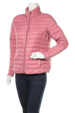 Γυναικείο μπουφάν Up 2 Fashion, Μέγεθος M, Χρώμα Ρόζ , Πολυαμίδη, Τιμή 25,33€
