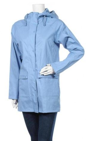 Дамско яке Up 2 Fashion, Размер S, Цвят Син, Полиестер, полиуретан, Цена 42,84лв.