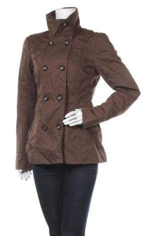 Дамско яке Vero Moda, Размер L, Цвят Кафяв, 65% полиестер, 35% памук, Цена 10,24лв.
