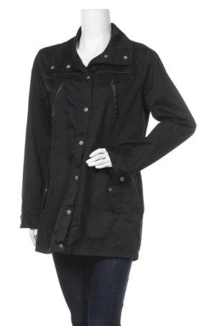 Дамско яке Vero Moda, Размер XL, Цвят Черен, 65% полиестер, 35% памук, Цена 9,45лв.