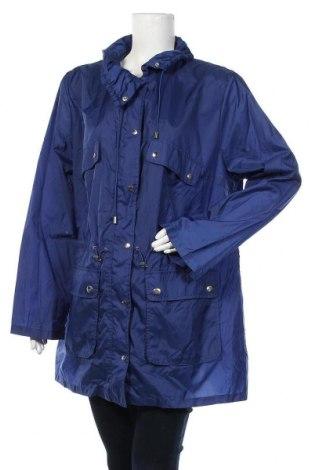 Γυναικείο μπουφάν Women's Selection, Μέγεθος XXL, Χρώμα Μπλέ, Πολυαμίδη, Τιμή 16,62€