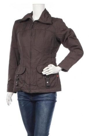 Дамско яке Yessica, Размер M, Цвят Сив, 65% памук, 35% полиамид, Цена 10,24лв.