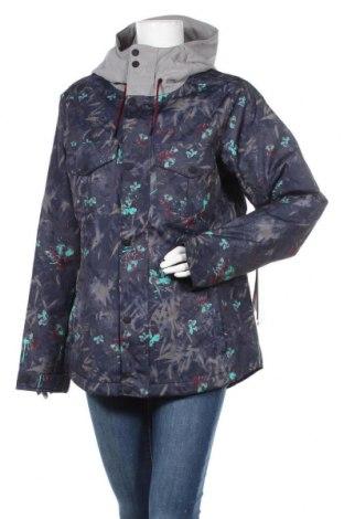 Дамско яке за зимни спортове Oakley, Размер M, Цвят Многоцветен, Полиестер, Цена 139,65лв.