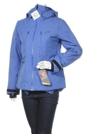 Дамско яке за зимни спортове Oakley, Размер S, Цвят Син, Полиестер, Цена 128,37лв.