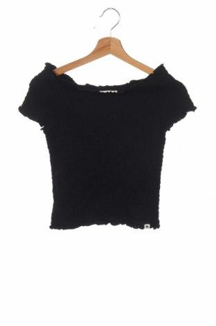 Παιδική μπλούζα Abercrombie Kids, Μέγεθος 15-18y/ 170-176 εκ., Χρώμα Μαύρο, 60% βαμβάκι, 40% πολυεστέρας, Τιμή 11,56€