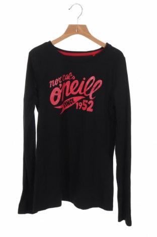 Παιδική μπλούζα O'neill, Μέγεθος 15-18y/ 170-176 εκ., Χρώμα Μαύρο, 95% βαμβάκι, 5% ελαστάνη, Τιμή 9,10€