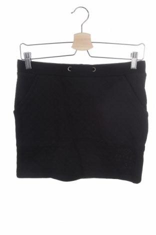 Παιδική φούστα Kaporal, Μέγεθος 13-14y/ 164-168 εκ., Χρώμα Μαύρο, 79% βαμβάκι, 21% πολυεστέρας, Τιμή 1,59€