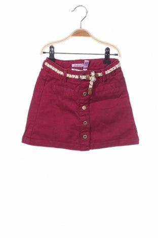 Παιδική φούστα Okaidi, Μέγεθος 4-5y/ 110-116 εκ., Χρώμα Ρόζ , 98% βαμβάκι, 2% ελαστάνη, Τιμή 9,74€