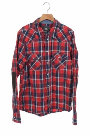 Παιδικό πουκάμισο H&M L.O.G.G., Μέγεθος 12-13y/ 158-164 εκ., Χρώμα Πολύχρωμο, Βαμβάκι, Τιμή 4,42€