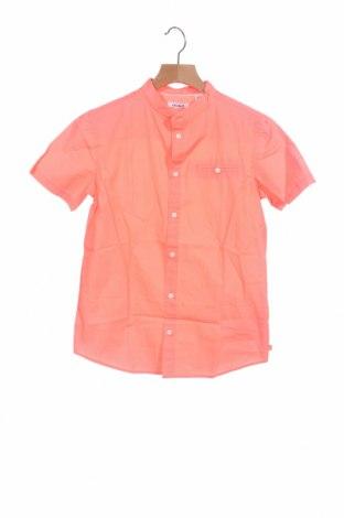 Παιδικό πουκάμισο Okaidi, Μέγεθος 8-9y/ 134-140 εκ., Χρώμα Ρόζ , Βαμβάκι, Τιμή 14,55€