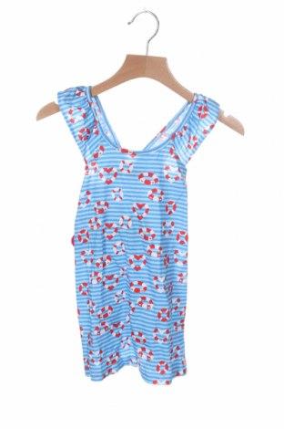 Παιδικό φόρεμα Agatha Ruiz De La Prada, Μέγεθος 2-3y/ 98-104 εκ., Χρώμα Μπλέ, Βαμβάκι, Τιμή 12,16€