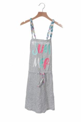 Παιδικό φόρεμα Canda, Μέγεθος 10-11y/ 146-152 εκ., Χρώμα Γκρί, 95% βαμβάκι, 5% βισκόζη, Τιμή 8,23€