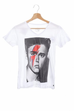 Παιδικό μπλουζάκι Eleven Paris Little, Μέγεθος 13-14y/ 164-168 εκ., Χρώμα Λευκό, 50% βαμβάκι, 50% μοντάλ, Τιμή 9,60€