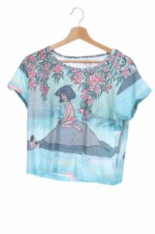 Παιδικό μπλουζάκι Eleven Paris Little, Μέγεθος 15-18y/ 170-176 εκ., Χρώμα Πολύχρωμο, 50% βαμβάκι, 50% μοντάλ, Τιμή 9,60€