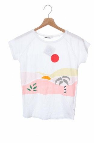 Детска тениска Molo, Размер 12-13y/ 158-164 см, Цвят Бял, Памук, Цена 18,55лв.
