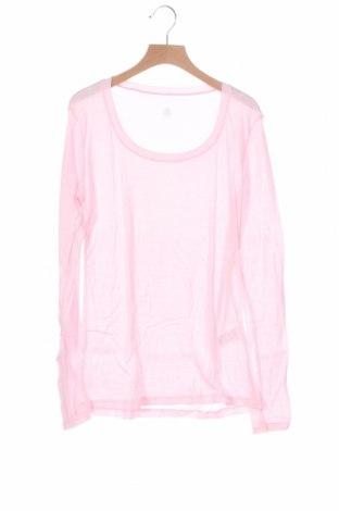 Παιδικό μπλουζάκι Petit Bateau, Μέγεθος 15-18y/ 170-176 εκ., Χρώμα Ρόζ , Βαμβάκι, Τιμή 10,65€