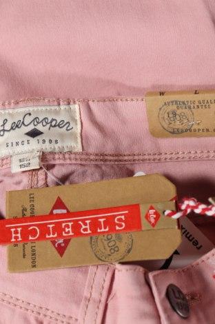 Παιδικά τζίν Lee Cooper, Μέγεθος 11-12y/ 152-158 εκ., Χρώμα Ρόζ , 73% βαμβάκι, 24% πολυεστέρας, 3% ελαστάνη, Τιμή 7,60€