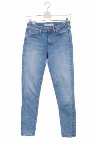 Παιδικά τζίν Pepe Jeans, Μέγεθος 12-13y/ 158-164 εκ., Χρώμα Μπλέ, 98% βαμβάκι, 2% ελαστάνη, Τιμή 12,92€
