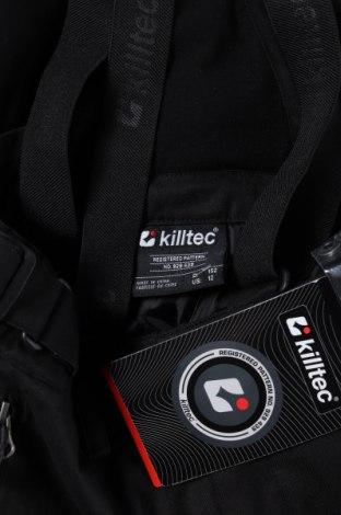 Παιδική σαλοπέτα για χειμερινά σπορ Killtec, Μέγεθος 11-12y/ 152-158 εκ., Χρώμα Μαύρο, Πολυεστέρας, Τιμή 11,24€