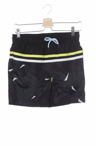 Dětské krátké kalhoty , Velikost 13-14y/ 164-168 cm, Barva Černá, Polyester, Cena  139,00Kč
