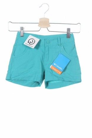 Παιδικό κοντό παντελόνι Columbia, Μέγεθος 5-6y/ 116-122 εκ., Χρώμα Μπλέ, Πολυαμίδη, Τιμή 14,60€