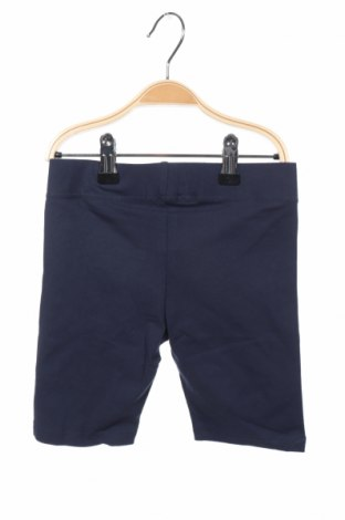 Παιδικό κοντό παντελόνι Cotton On, Μέγεθος 6-7y/ 122-128 εκ., Χρώμα Μπλέ, 95% βαμβάκι, 5% ελαστάνη, Τιμή 8,77€