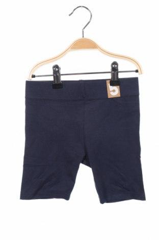 Παιδικό κοντό παντελόνι Cotton On, Μέγεθος 4-5y/ 110-116 εκ., Χρώμα Μπλέ, 95% βαμβάκι, 5% ελαστάνη, Τιμή 8,77€