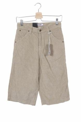 Παιδικό κοντό παντελόνι Crocker, Μέγεθος 10-11y/ 146-152 εκ., Χρώμα  Μπέζ, Βαμβάκι, Τιμή 8,41€