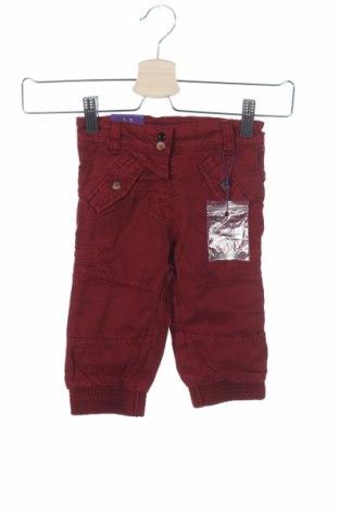 Dětské krátké kalhoty  Mexx, Velikost 9-12m/ 74-80 cm, Barva Červená, Bavlna, Cena  163,00Kč