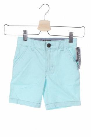 Dětské krátké kalhoty  Oshkosh, Velikost 2-3m/ 56-62 cm, Barva Modrá, 98% bavlna, 2% elastan, Cena  132,00Kč