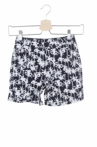 Pantaloni scurți pentru copii River Island, Mărime 4-5y/ 110-116 cm, Culoare Albastru, 98% bumbac, 2% elastan, Preț 17,29 Lei