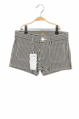 Παιδικό κοντό παντελόνι Zadig & Voltaire, Μέγεθος 11-12y/ 152-158 εκ., Χρώμα Μαύρο, 98% βαμβάκι, 2% ελαστάνη, Τιμή 23,27€