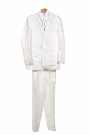 Παιδικό κοστούμι, Μέγεθος 13-14y/ 164-168 εκ., Χρώμα Λευκό, Πολυεστέρας, Τιμή 30,41€