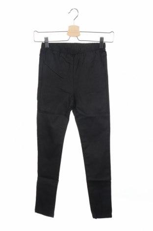 Παιδικό παντελόνι Mini Molly, Μέγεθος 11-12y/ 152-158 εκ., Χρώμα Μαύρο, 70% πολυεστέρας, 30% ελαστάνη, Τιμή 5,90€
