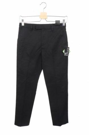 Παιδικό παντελόνι Next, Μέγεθος 10-11y/ 146-152 εκ., Χρώμα Μαύρο, 65% πολυεστέρας, 35% βισκόζη, Τιμή 6,40€