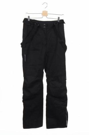 Παιδικό παντελόνι για χειμερινά σπορ, Μέγεθος 14-15y/ 168-170 εκ., Χρώμα Μαύρο, Πολυεστέρας, Τιμή 13,82€