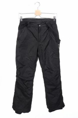 Παιδικό παντελόνι για χειμερινά σπορ Icepeak, Μέγεθος 11-12y/ 152-158 εκ., Χρώμα Μαύρο, Πολυεστέρας, Τιμή 29,00€