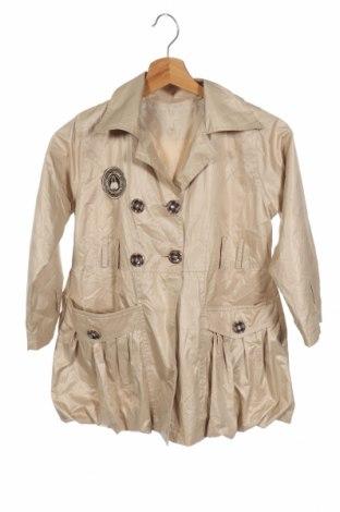 Dětský přechodný kabát , Velikost 10-11y/ 146-152 cm, Barva Béžová, Cena  104,00Kč