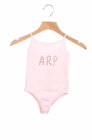 Παιδικό κορμάκι Agatha Ruiz De La Prada, Μέγεθος 1-2m/ 50-56 εκ., Χρώμα Ρόζ , 90% βαμβάκι, 10% ελαστάνη, Τιμή 5,98€