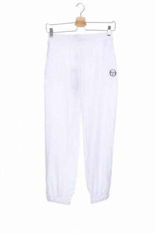 Παιδική κάτω φόρμα Sergio Tacchini, Μέγεθος 10-11y/ 146-152 εκ., Χρώμα Λευκό, 100% πολυεστέρας, Τιμή 8,89€