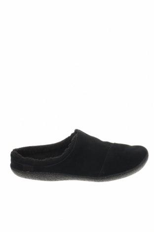Παντόφλες Toms, Μέγεθος 44, Χρώμα Μαύρο, Φυσικό σουέτ, Τιμή 28,50€