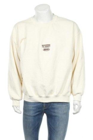 Мъжка блуза BDG, Размер L, Цвят Екрю, 50% памук, 50% полиестер, Цена 15,68лв.