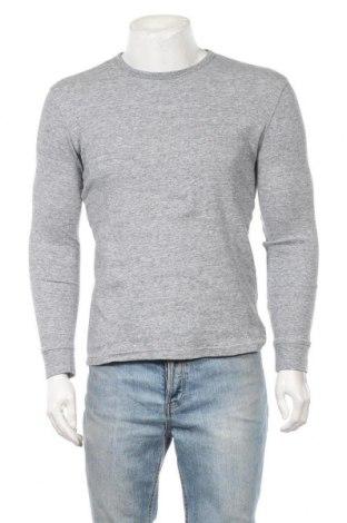 Мъжка блуза H&M, Размер M, Цвят Сив, Памук, Цена 8,66лв.