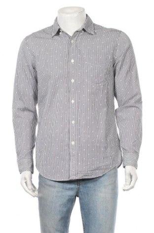 Ανδρικό πουκάμισο Club Monaco, Μέγεθος L, Χρώμα Λευκό, Βαμβάκι, Τιμή 7,27€
