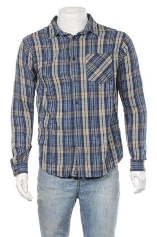 Ανδρικό πουκάμισο Mtwtfss Weekday, Μέγεθος S, Χρώμα Μπλέ, Βαμβάκι, Τιμή 4,09€
