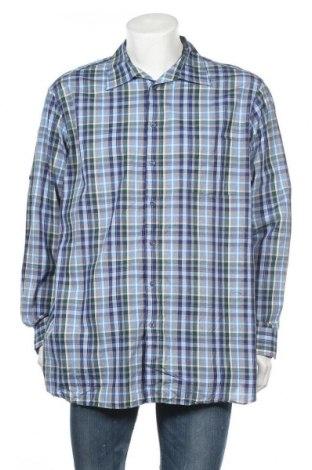 Ανδρικό πουκάμισο Walbusch, Μέγεθος XXL, Χρώμα Μπλέ, Βαμβάκι, Τιμή 9,94€
